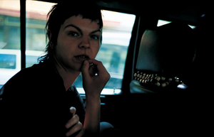 Nan Goldin: The Devil's Playground with 'Valérie in the Taxi'