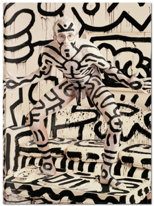 Annie Leibovitz SUMO with 'Keith Haring' Cover