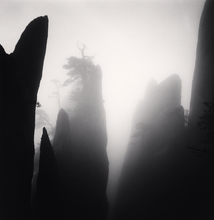 Michael Kenna: Huangshan: Poems from the T'ang Dynasty