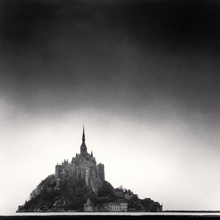 Michael Kenna: Mont-Saint-Michel