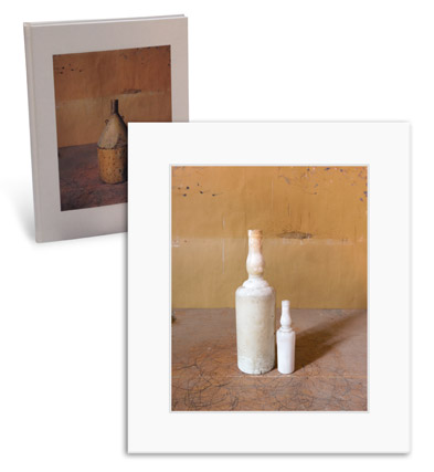 Joel Meyerowitz: Morandi's Objects with 'White Bottles'