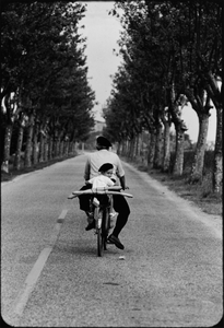 Elliott Erwitt: Snaps with 'Provence, France'