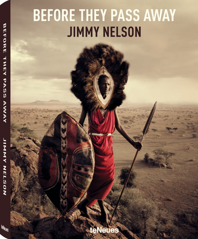 Jimmy Nelson: Before They Pass Away