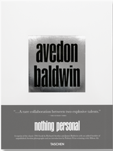 RICHARD AVEDON & JAMES BALDWIN: NOTHING PERSONAL