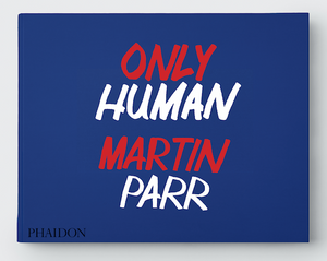 ONLY HUMAN: MARTIN PARR WITH KENTUCKY DERBY PRINT