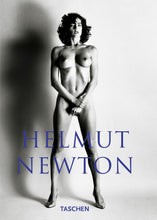 HELMUT NEWTON. SUMO. REVISED BY JUNE NEWTON.