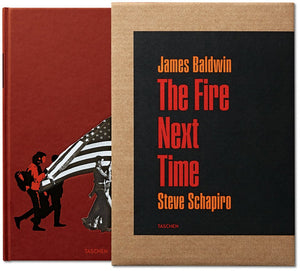 JAMES BALDWIN & STEVE SCHAPIRO: THE FIRE NEXT TIME