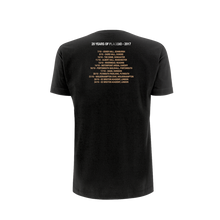 Placebo 'A Place For Us To Dream Tour October 2017' Black T-Shirt