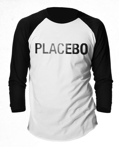 Placebo (Logo) Baseball T-Shirt