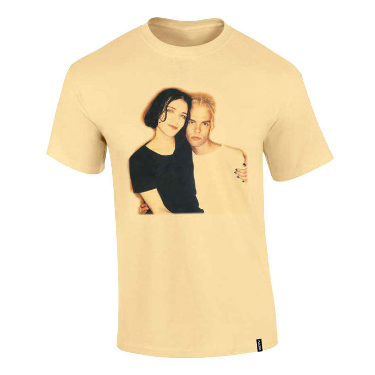 Placebo '1998 Photo' Gold T-Shirt