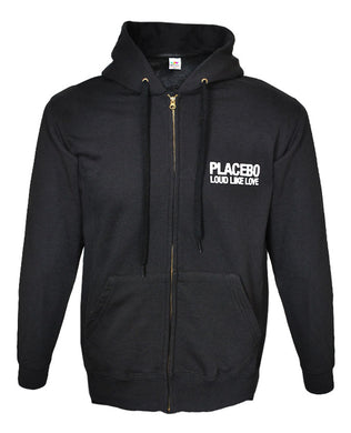 Placebo (Colour Splash) Black Hoodie