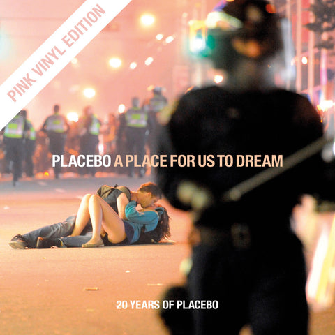 A Place For Us To Dream – 20 Years Of Placebo' Deluxe Box Set, Pink Vinyl Edition [First 450 Orders Signed] -  - 1