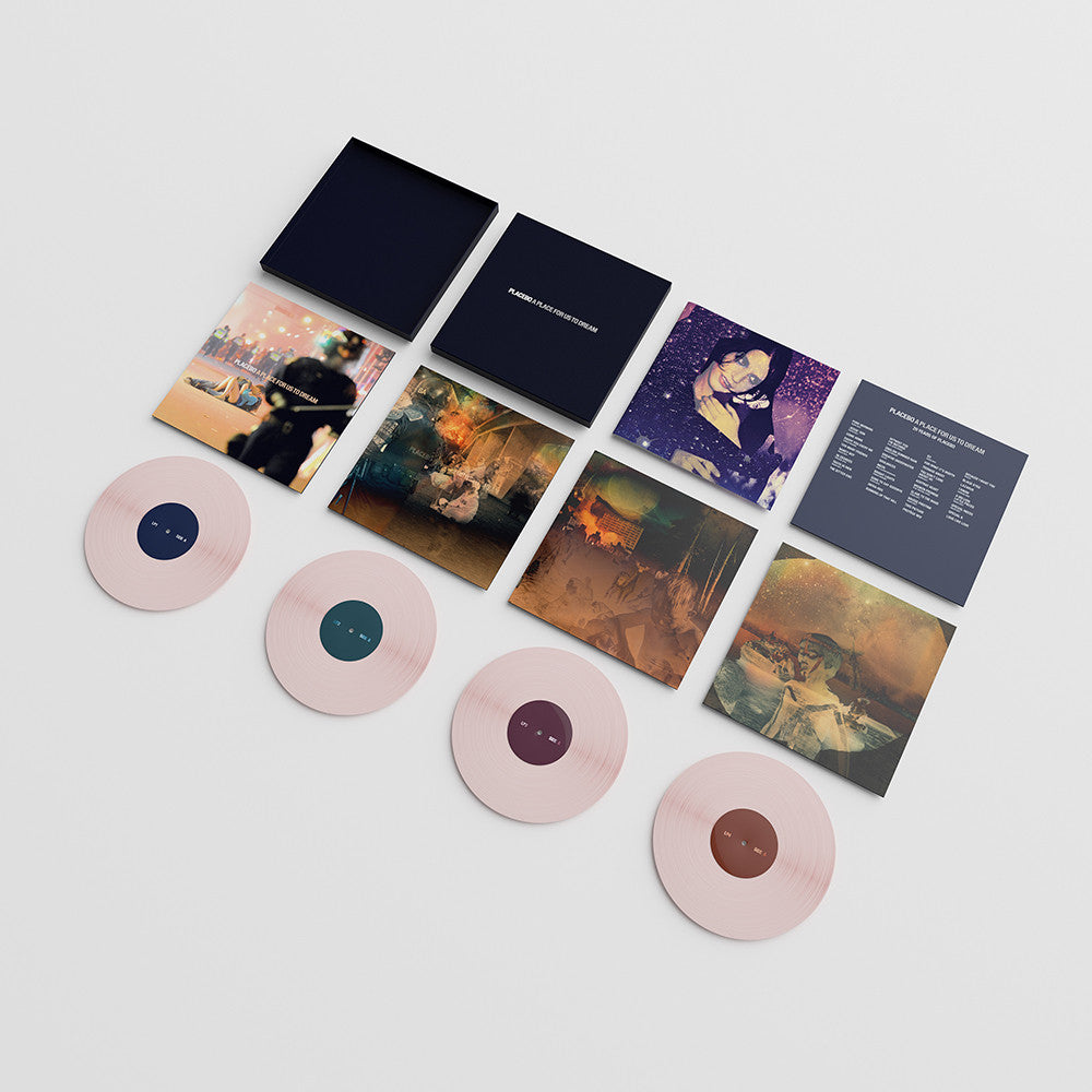 Placebo A Place For Us To Dream Pink Vinyl Placebo