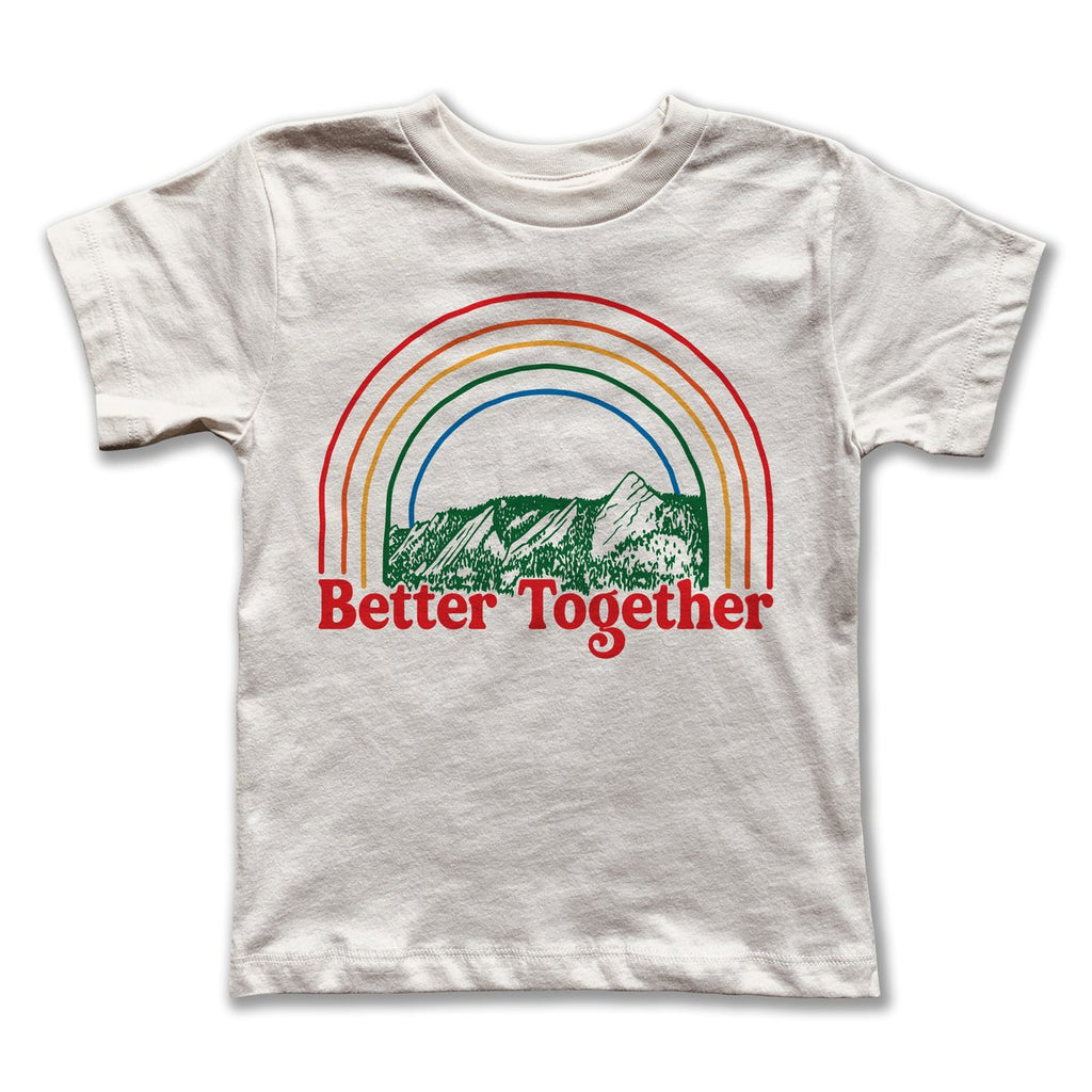 Kids Better Together Tee by Rivet Apparel Co