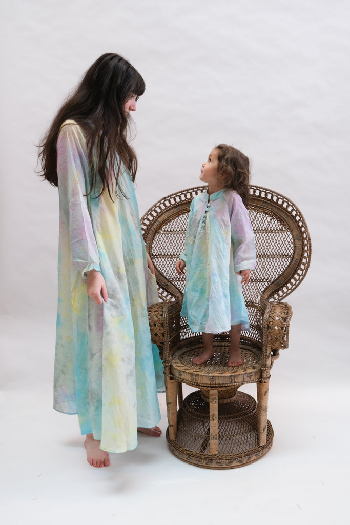 Fiore Maxi in Rainbow Cloud by Natalie Martin