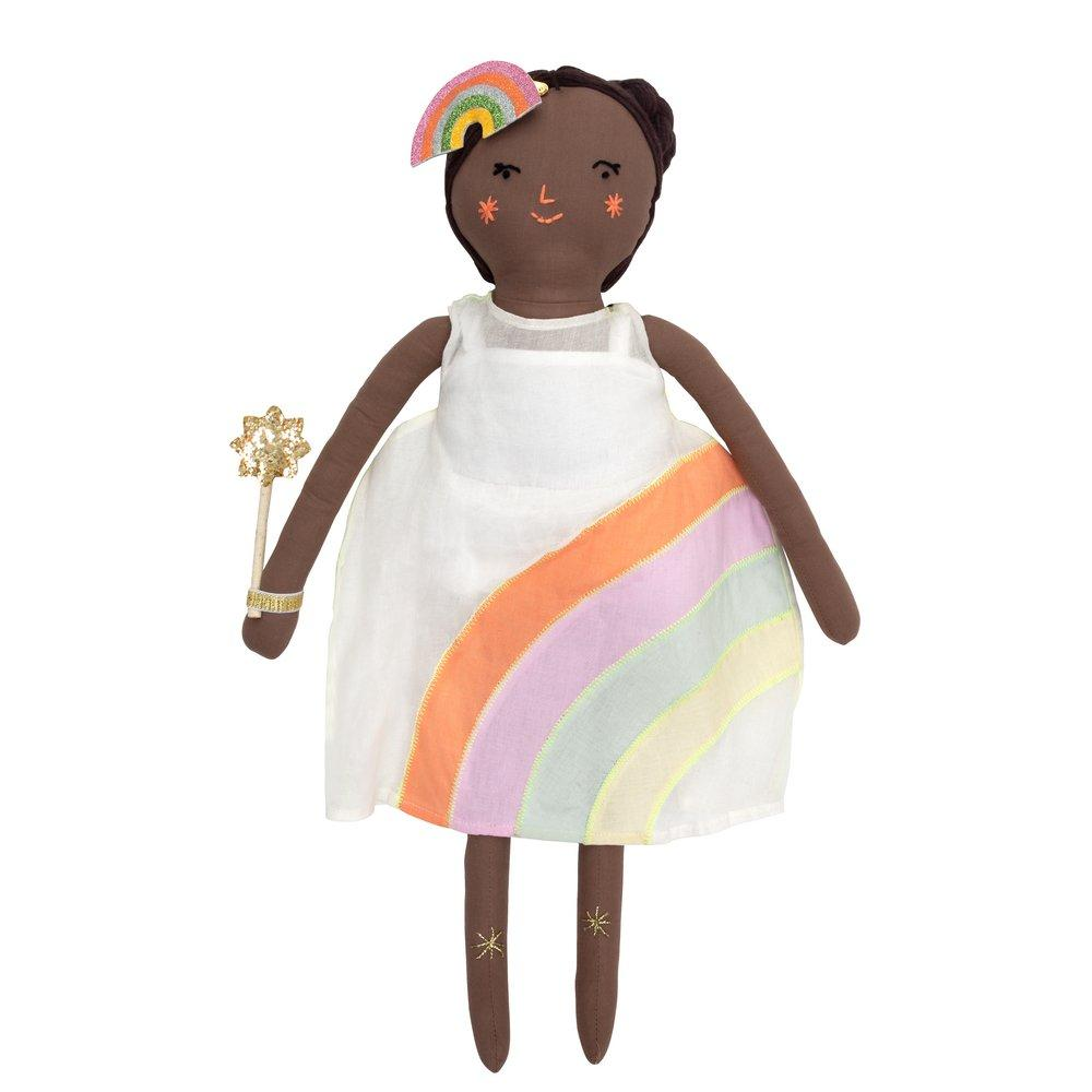 Mia Rainbow Doll by Meri Meri