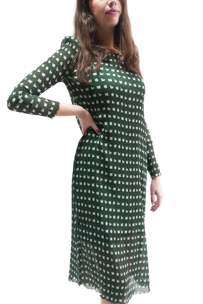 Forsa Dress in Spinach by Elk