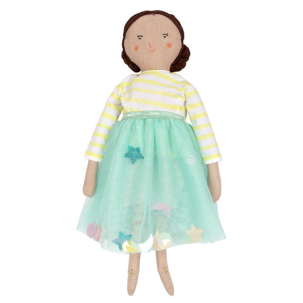 Lila Doll by Meri Meri
