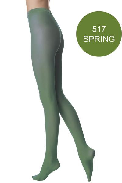 FOGAL 138 OPAQUE Brights Tights 517 Spring