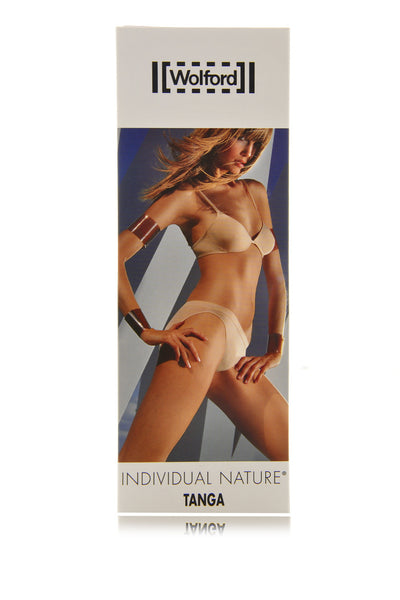 WOLFORD INDIVIDUAL NATURE Μαύρο Σλιπ