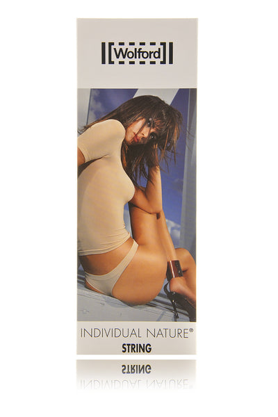 WOLFORD INDIVIDUAL NATURE Μπεζ Στρινγκ