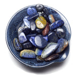 Polished Gemstone Nuggets | 1/2 Pound (Dumortierite)