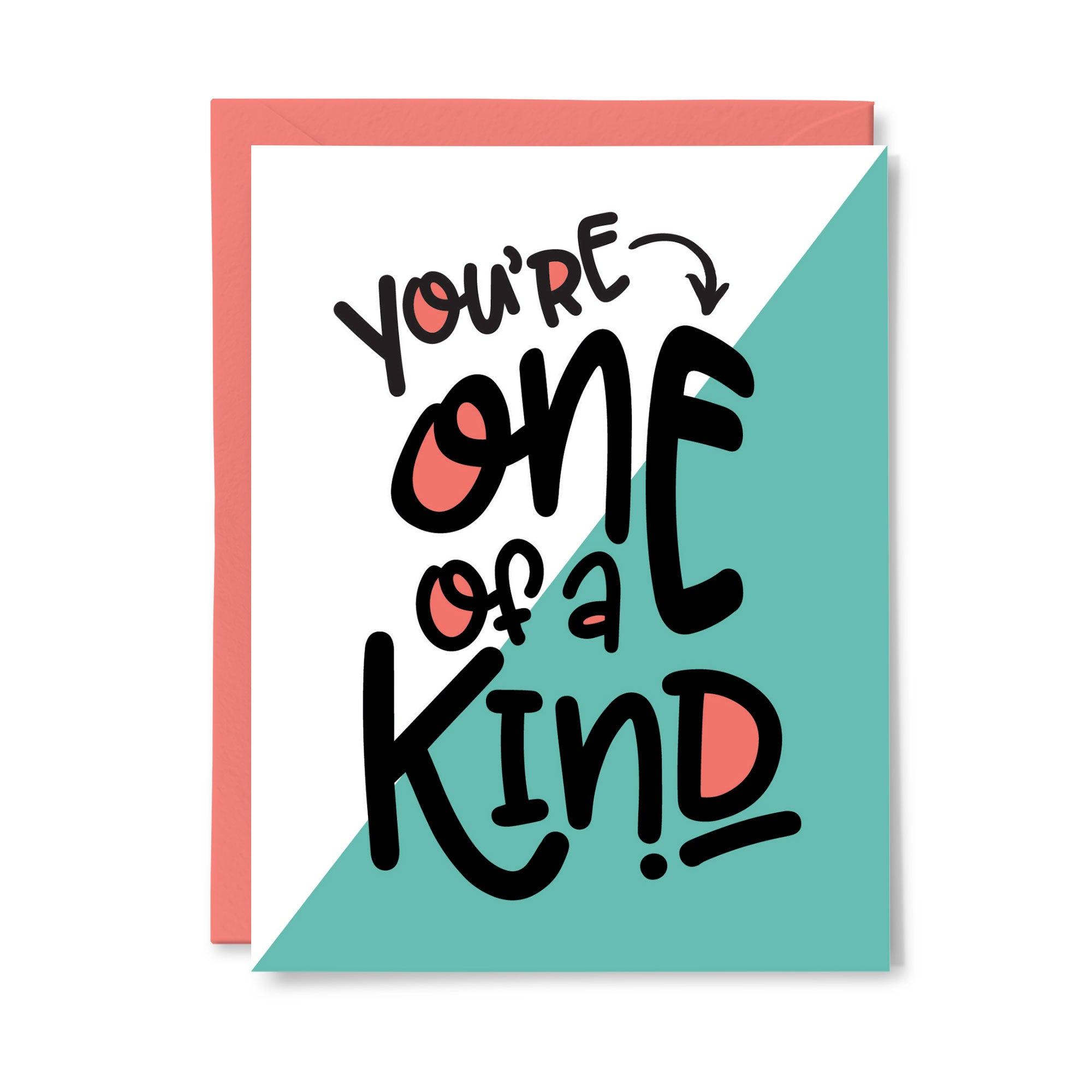 One Of A Kind Card II