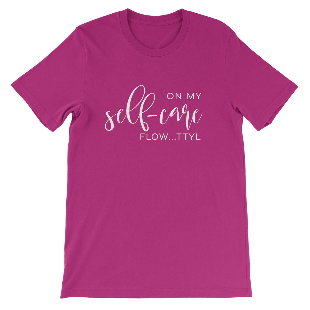 On My Self-Care Flow Shirt