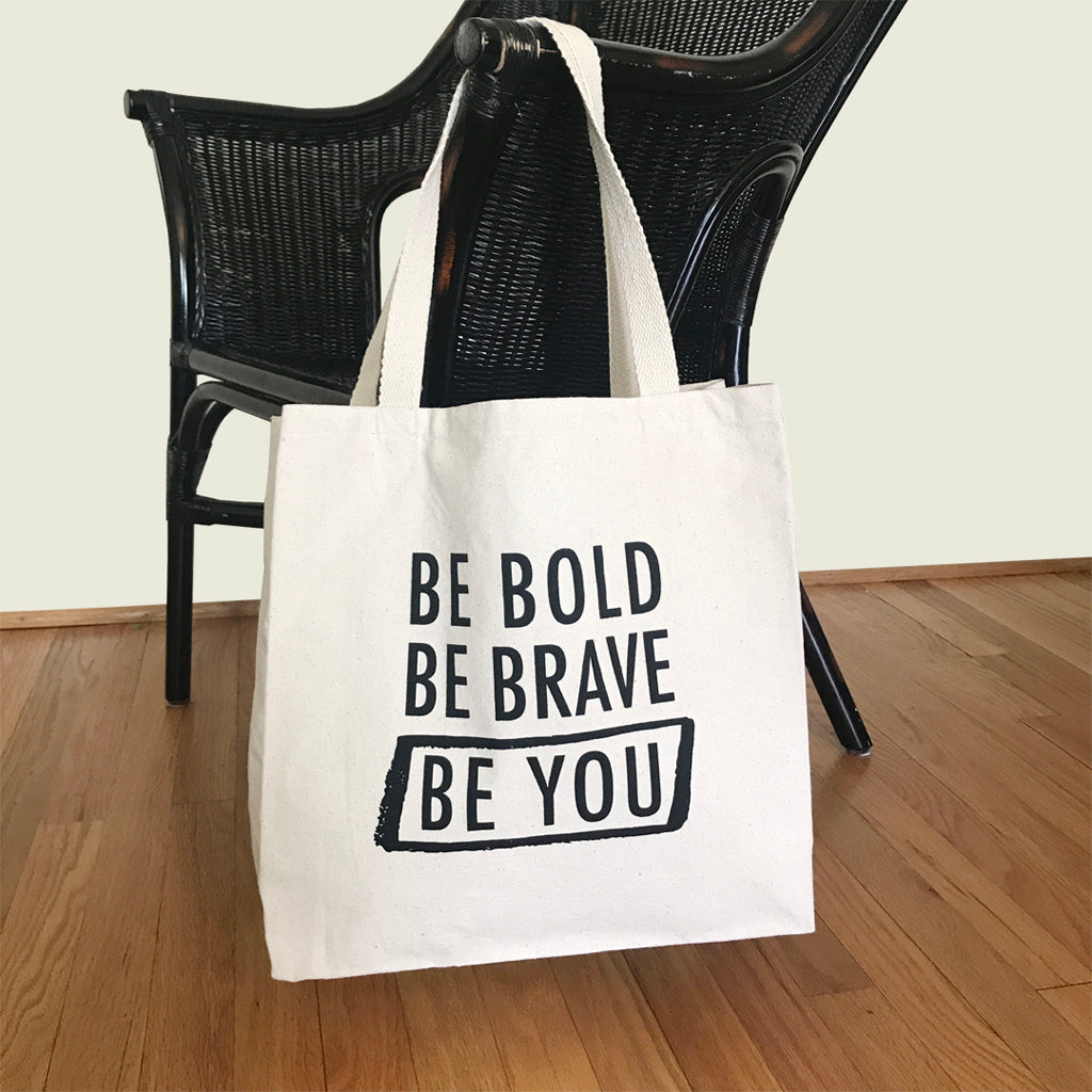 Be Tote Bag