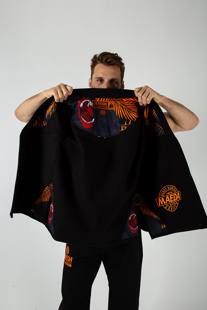 Beast Series Gorilla Gi- Inside Jacket