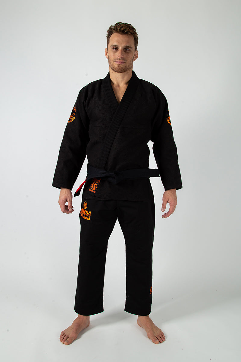 Beast Series Gorilla Gi Full Forward Facing