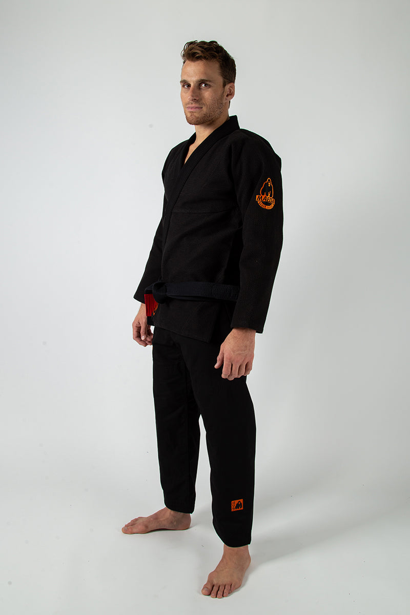 Beast Series Gorilla Gi Left Facing