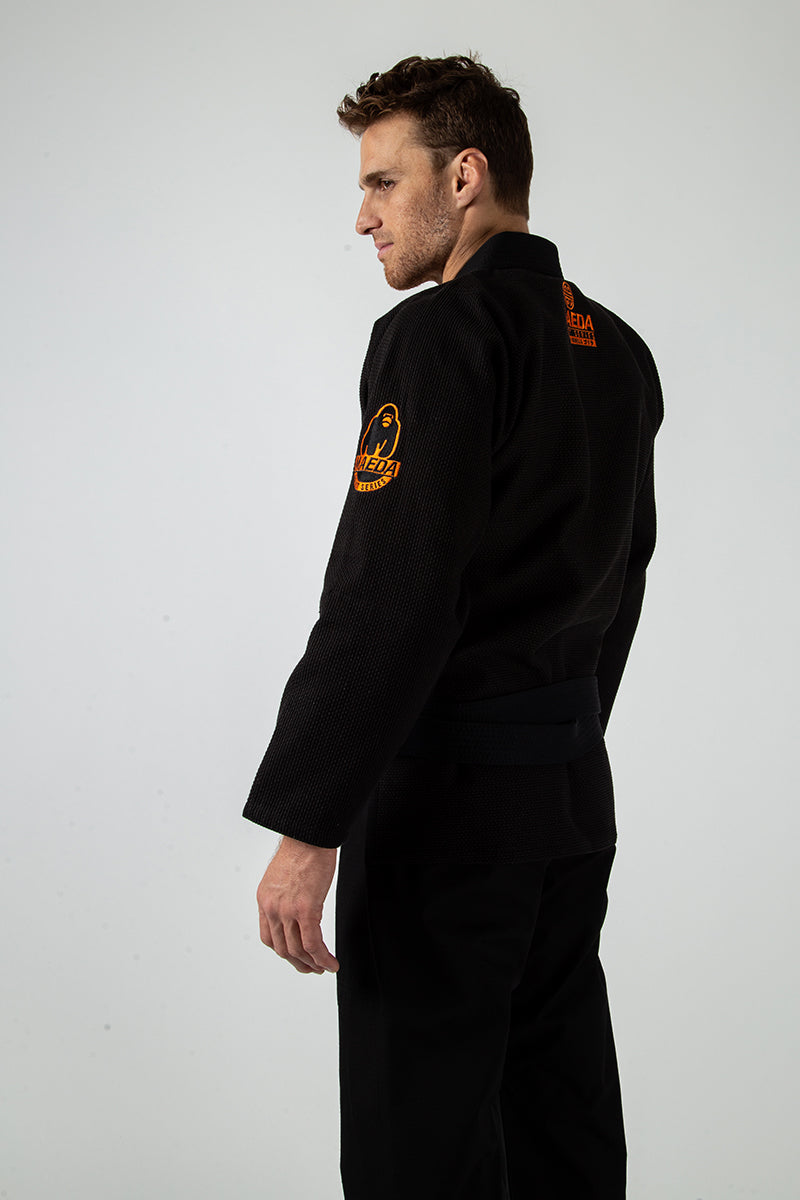 Beast Series Gorilla Gi Back Left Facing