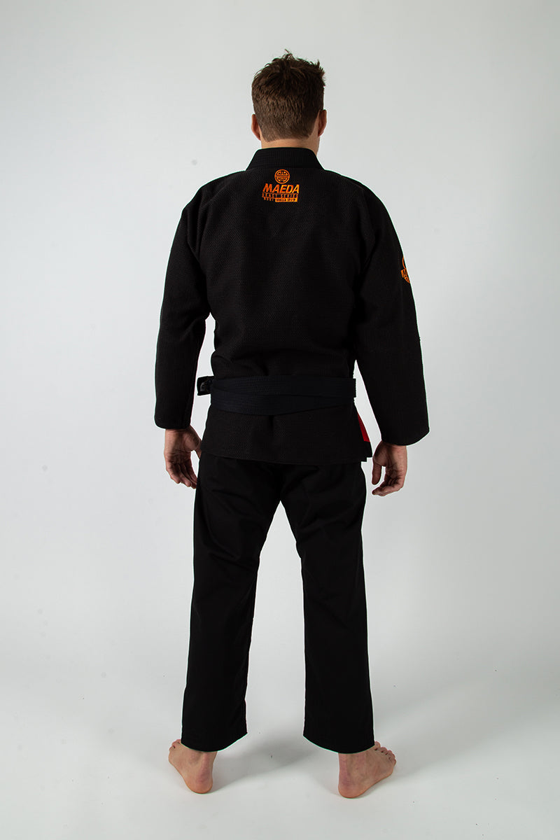 Beast Series Gorilla Gi Back Facing