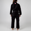 Maeda Red Label 2.0 Women's Jiu Jitsu Gi ( Free White Belt ) - Black