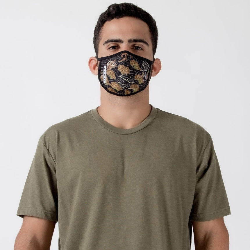 Dragon - Unisex Face Mask