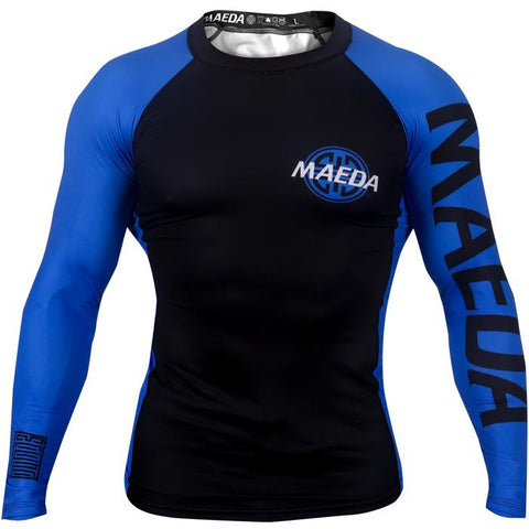 Maeda Ranked V2 Rash Guards