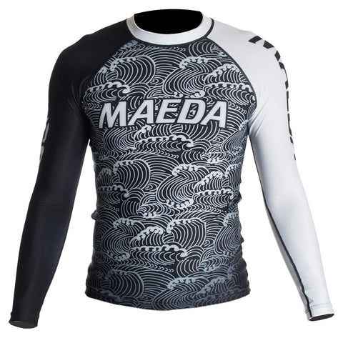Maeda Ranked Rash Guards