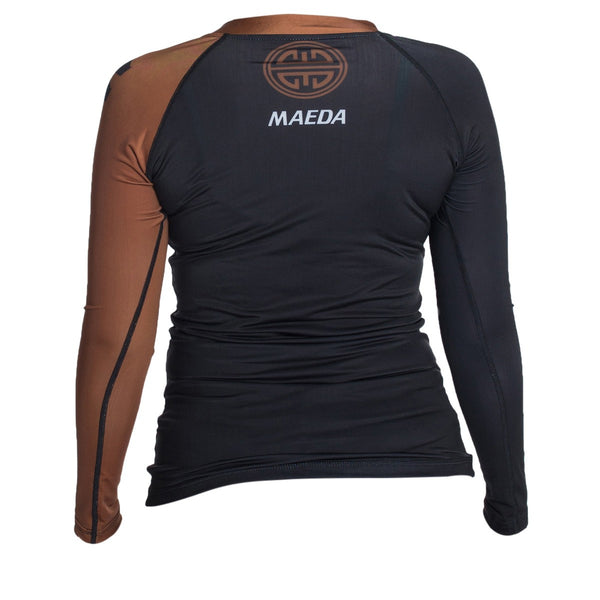 Maeda Women's Ranked Rash Guards