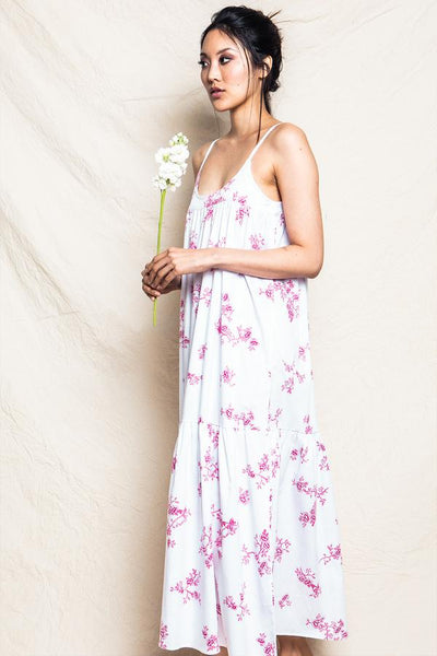 Women's Chloe Nightgown - English Rose