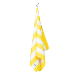 Boracay Yellow Quick Drying Towel