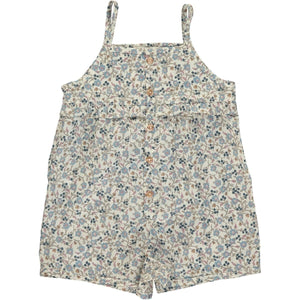 Agnes Playsuit - Hannah Fay Blue