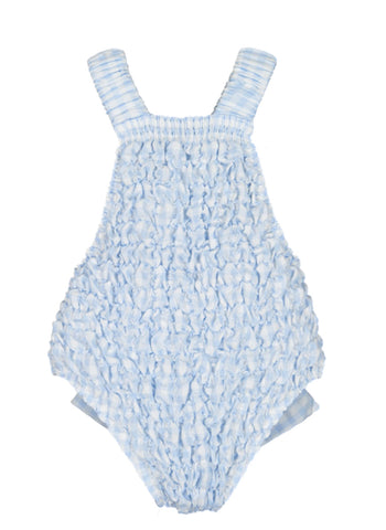 Bluebell Frilled Swimsuit