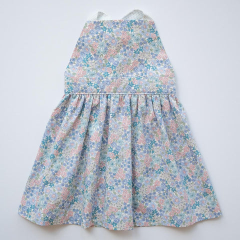 T-Back Dress - Flower Girl