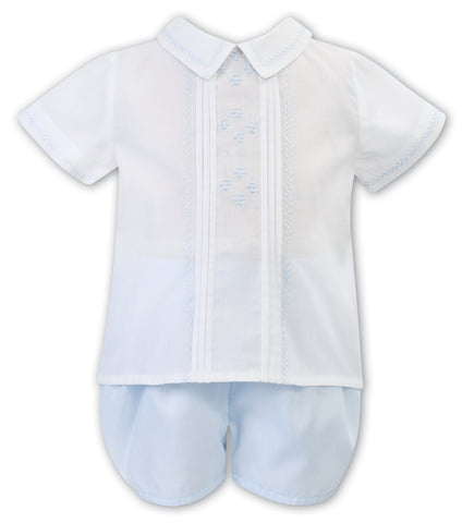 Two Piece Boys Set - (12m,18m,2,3)
