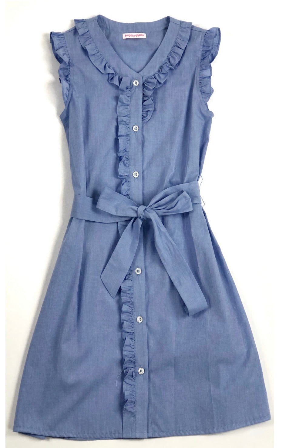 Willa Dress - Baltimore Blue (12)