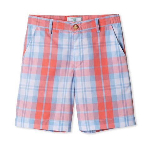 Hudson Short - Placid Blue Multi