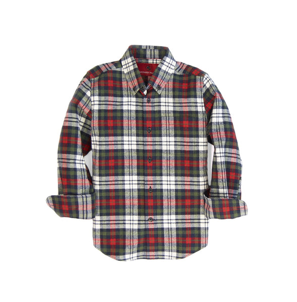 Southern Flannel - Greenwood - XL(16)