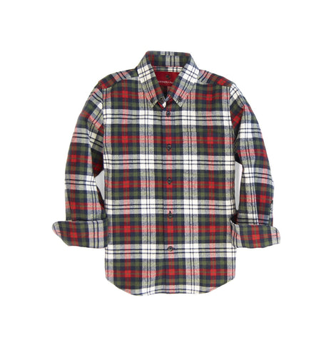Southern Flannel - Greenwood - XL(14)