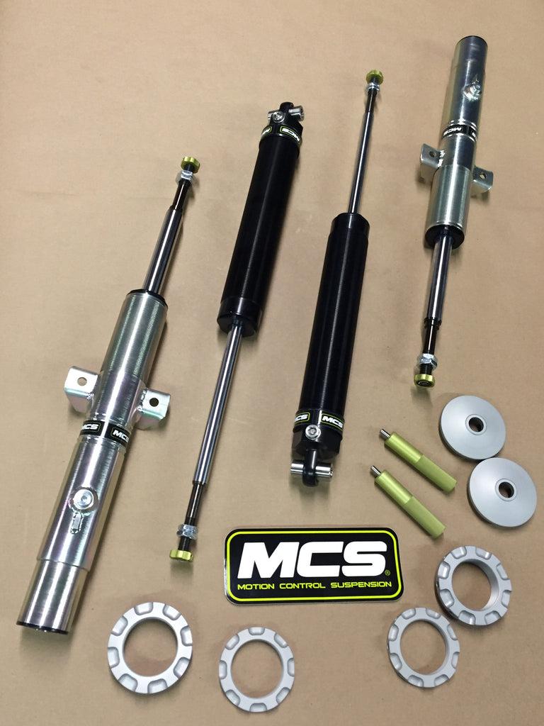 MCS Single-Adjustable suspension